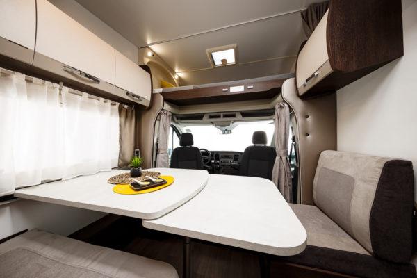 Autocaravana de alquiler Benimar Sport 340UP MAD