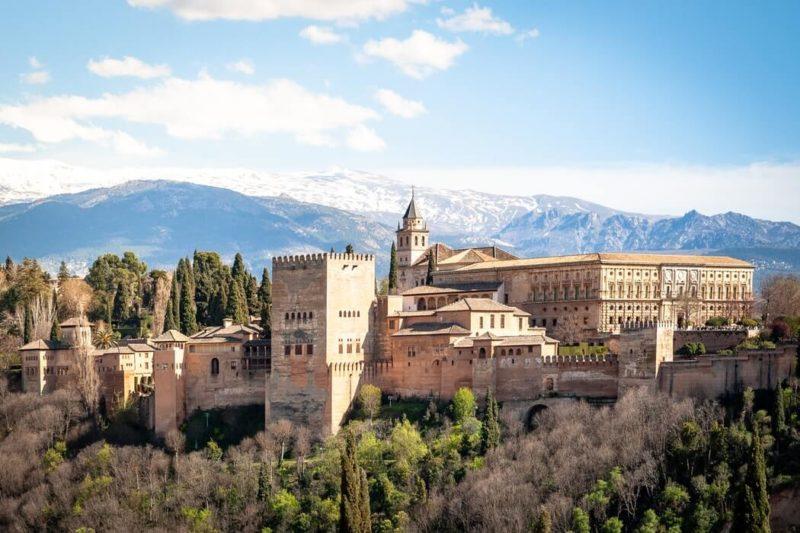 Alquiler de autocaravanas en Granada
