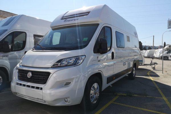 Furgoneta camper nueva Dreamer Camper Van XL