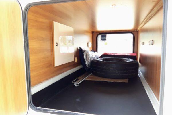 Autocaravana de alquiler Blucamp Sky 25S