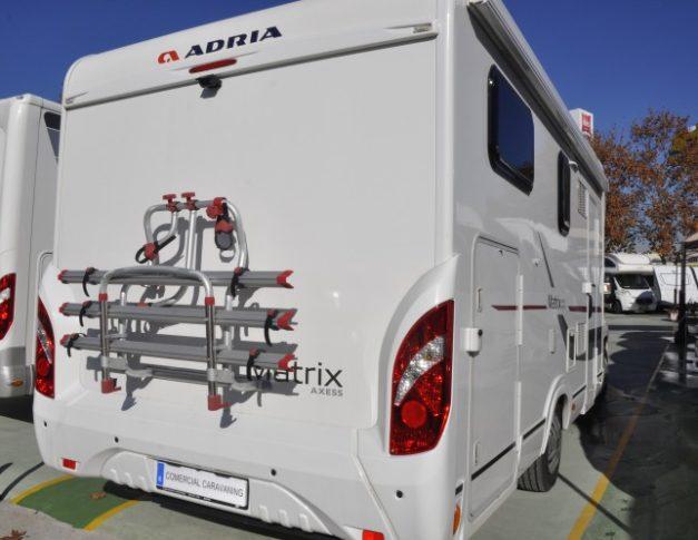 Autocaravana de segunda mano Adria Matrix Axess M670SP