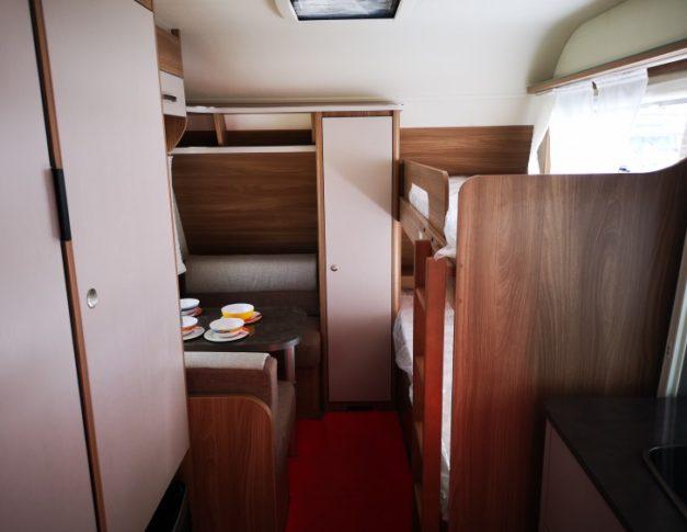 Caravana nueva Burstner Premio Plus 510TK