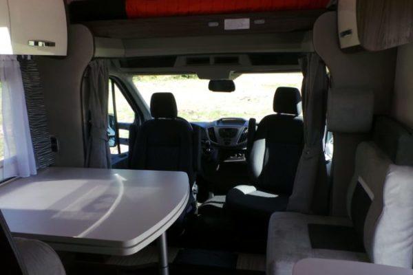 Autocaravana de alquiler Benimar Sport 340 VIZ