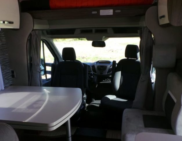 Autocaravana de alquiler Benimar Sport 340 U P