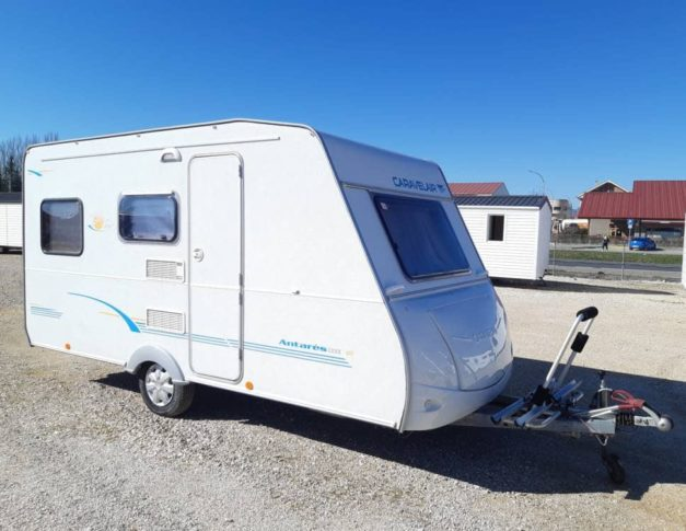 Caravana de segunda mano Caravelair Antares Luxe 425