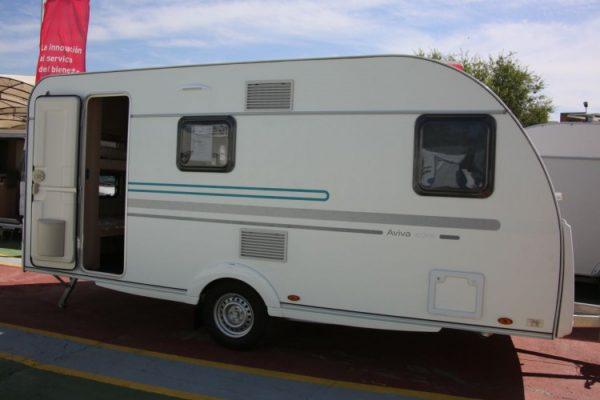 Caravana nueva Adria Aviva 472 PK