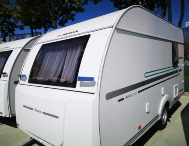 Caravana nueva Adria Aviva 400DK
