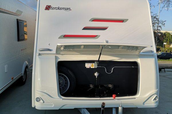 Caravana nueva Sterckeman EASY 470 PE Kid's