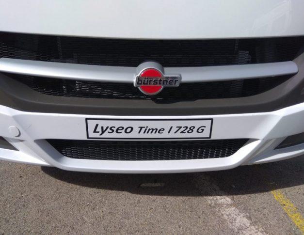 Autocaravana nueva Bürstner Lyseo Time i 728 G