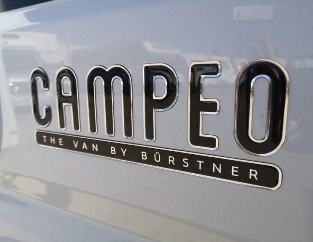 Furgoneta camper nueva Bürstner Campeo C600