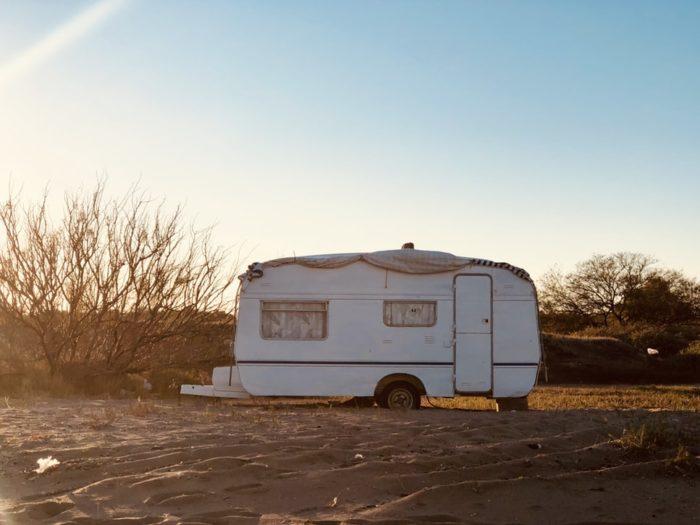 Mini caravanas de menos de 750 kg