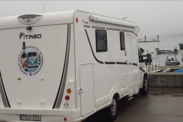 Autocaravana de alquiler Itineo PJ740