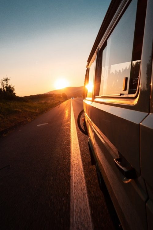Alquiler de furgonetas camper