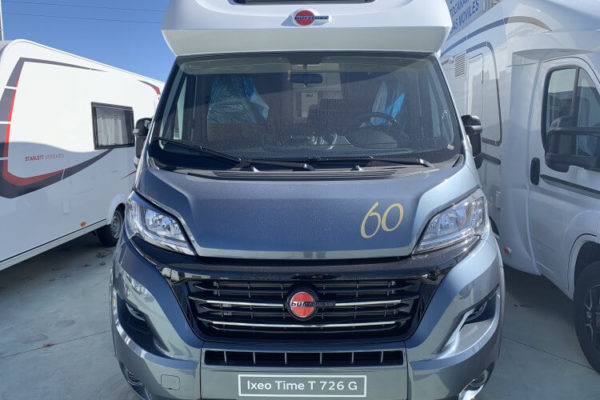 Autocaravana nueva Bürstner Ixeo Time it 726 G