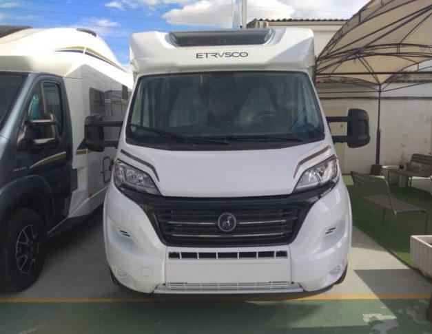 Autocaravana nueva Etrusco T 6900 DB