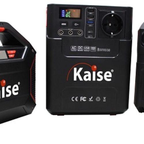 Baterías portátiles y arrancador Kaise para viajar en autocaravana