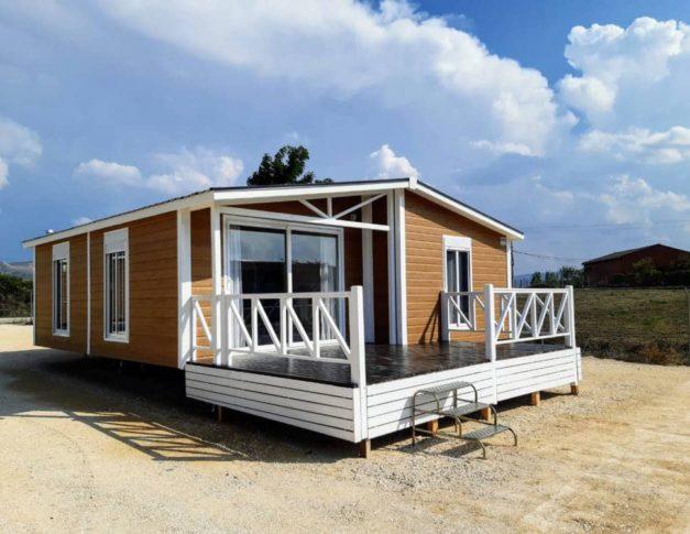 Casas móviles nuevas