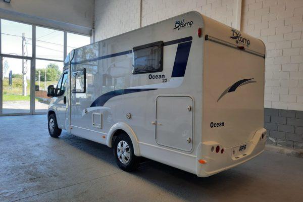 Autocaravana nueva Blucamp Ocean22