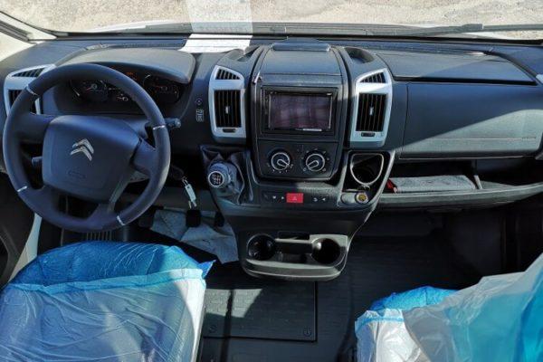 Autocaravana nueva Burstner Lyseo Time T 736