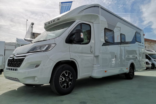 Autocaravana nueva Laika Kosmo 509