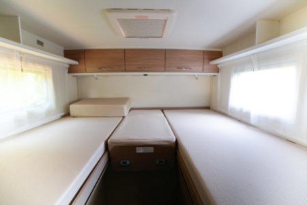 Autocaravana nueva Blucamp Ocean527