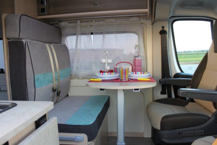 plazas para viajar furgonetas camper