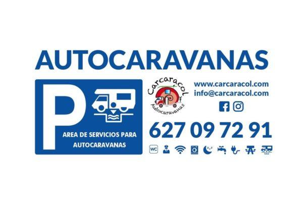 Área de servicios para autocaravanas en Sevilla