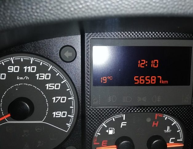 Autocaravana de segunda mano Sunlight T60