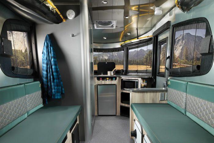 Recomendaciones para cocinar en autocaravana, furgoneta camper y autocaravana interior