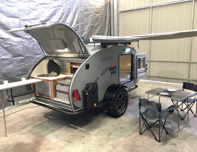 Caravana de alquiler Caretta Off Road