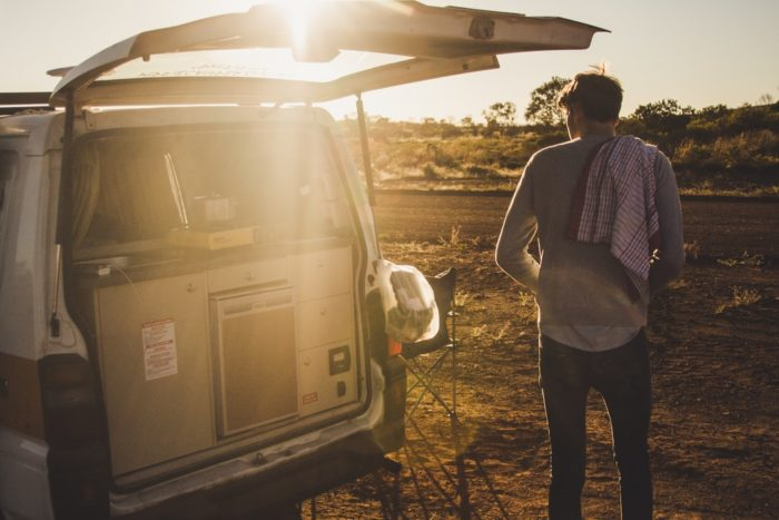 Recomendaciones para cocinar en autocaravana, furgoneta camper y autocaravana interior exterior