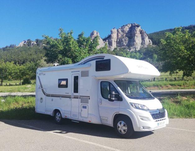 Autocaravana de alquiler Giottiline Siena 440