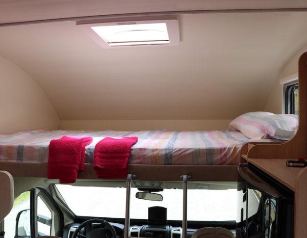 Autocaravana de alquiler Giottiline Siena440