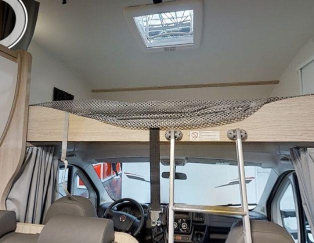 Autocaravana de alquiler Sunlight A70 ZAR