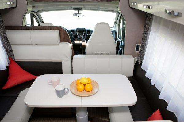 Autocaravana de alquiler Benimar 324 Sport