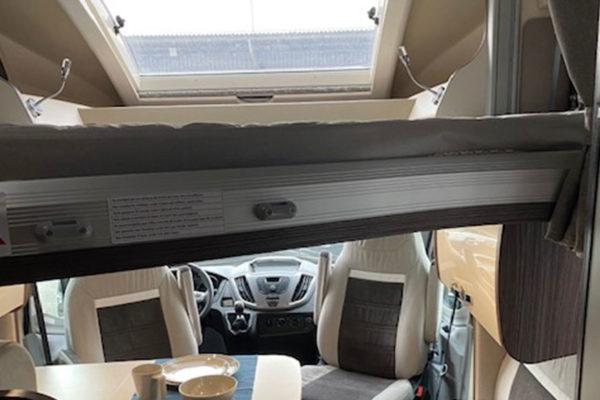 Autocaravana de alquiler Benimar Tessoro 496