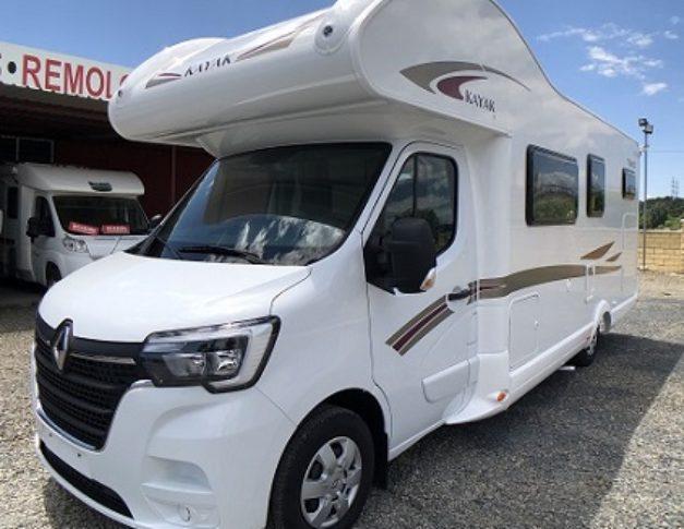 Autocaravana nueva Rimor Kayak 5