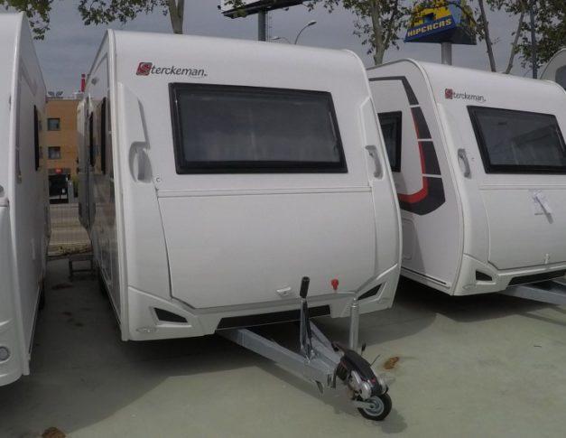 Caravana nueva Sterckeman Starlett Confort 420 CP
