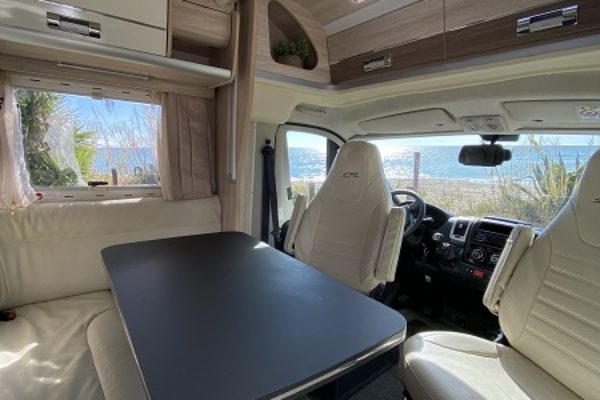 Autocaravana de alquiler Laika Ecovip 312