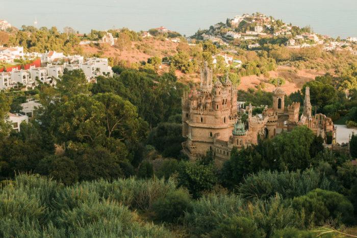 Alquiler de autocaravanas en Andalucía