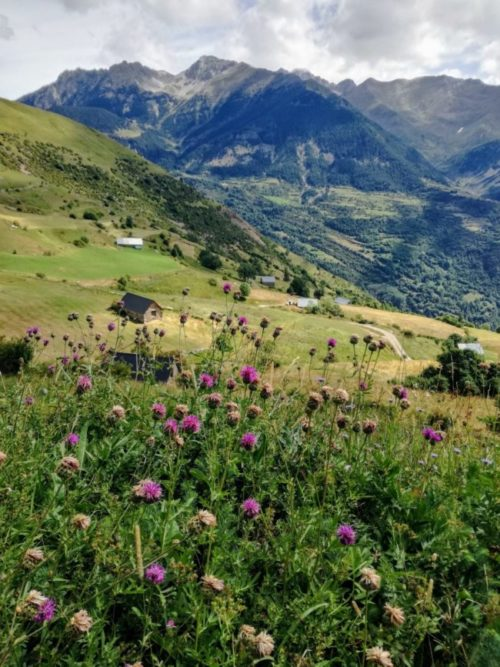 Viaje en autocaravana a Pirineos