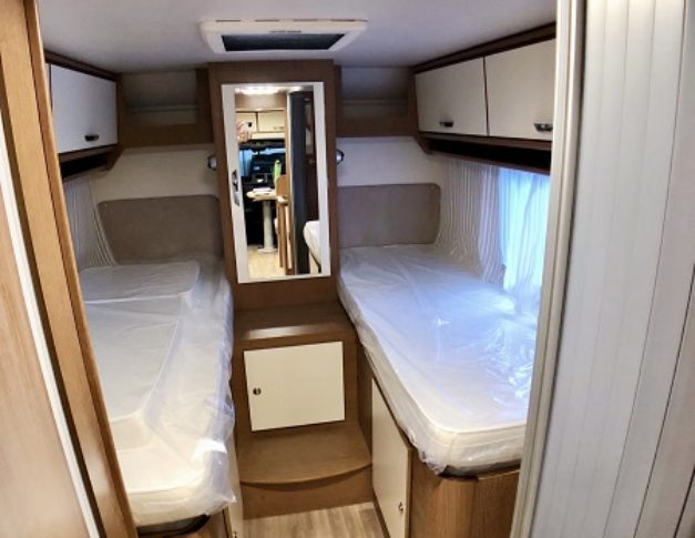 Autocaravana nueva Rimor Kayak 95 Plus