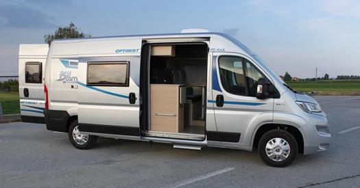 Alquiler de furgonetas camper en Alicante