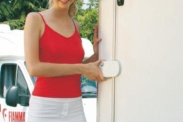 Cierres de seguridad Fiamma Safe Door Frame White 3