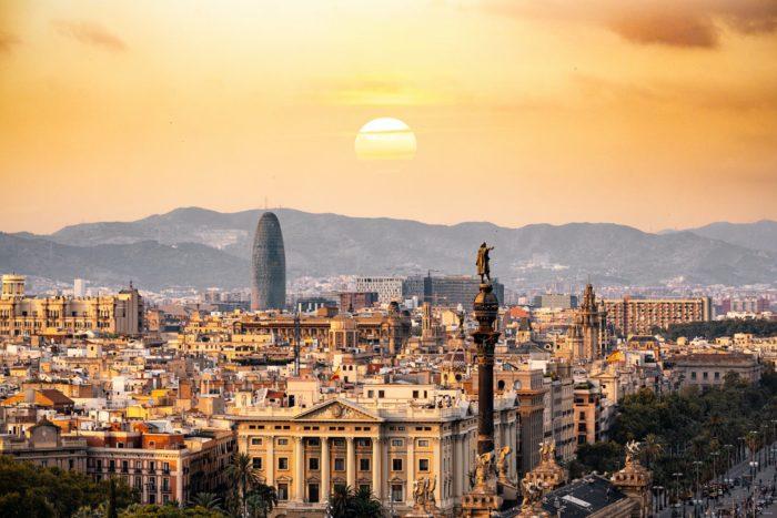 Área para Autocaravanas Barcelona