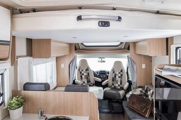 Autocaravana de alquiler S-Light T68