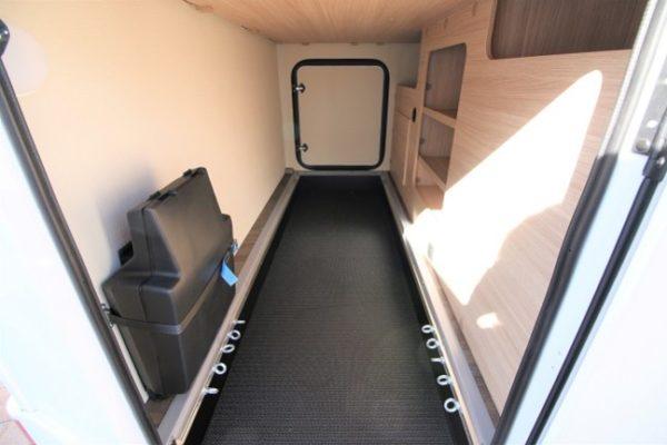 Autocaravana de alquiler S-Light T60