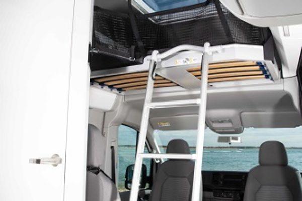 Furgoneta camper de alquiler Volkswagen Grand California 600