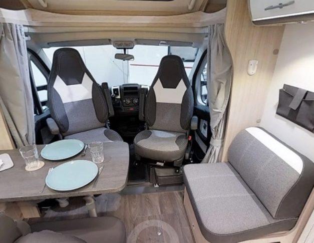 Autocaravana de alquiler S-Light T65