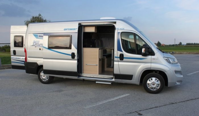 Alquiler de furgonetas camper en Las Palmas de Gran Canaria